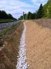 Ūdens novadsistēmu ierīkošanas darbu veikšana dzelzceļa posmā Sergunta - Nīcgale - Vabole